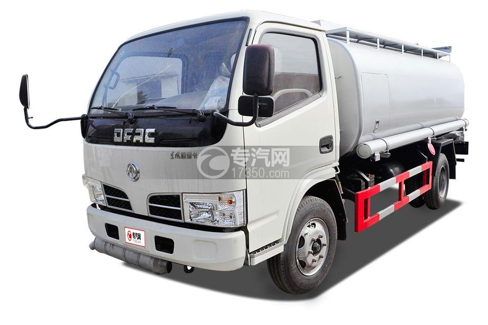 东风福瑞卡国五4.8方加油车