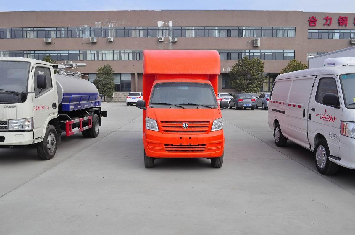 东风俊风流动售货车