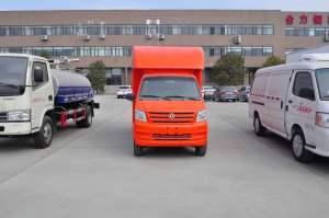 东风俊风流动售货车图片