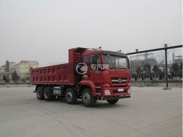 陕汽轩德3系8×4自卸车