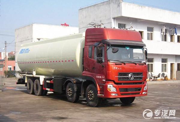新年惠民 东风天龙醒狮牌低密度粉粒物料运输车限量促销