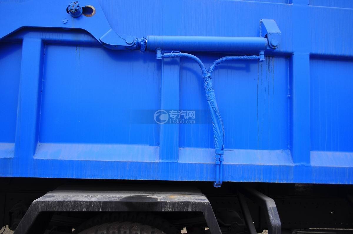 东风145对接式垃圾车液压油缸