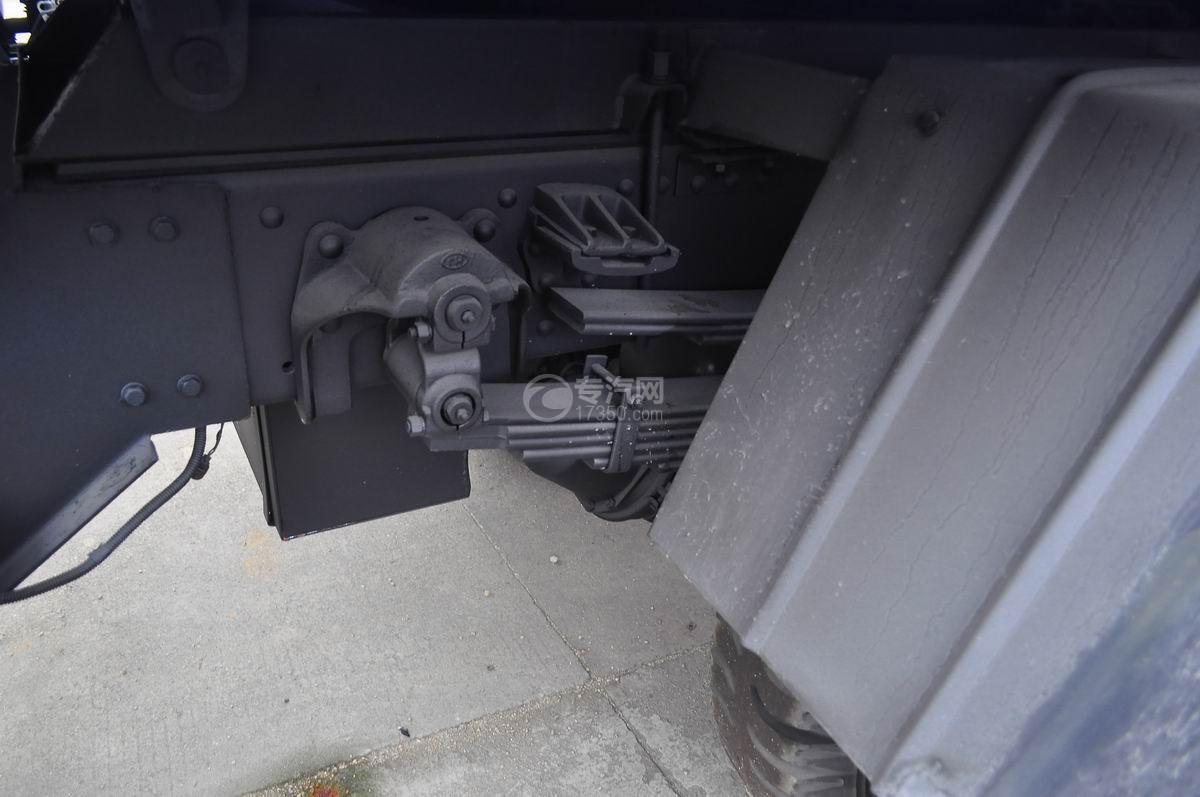 东风145对接式垃圾车弹簧钢板