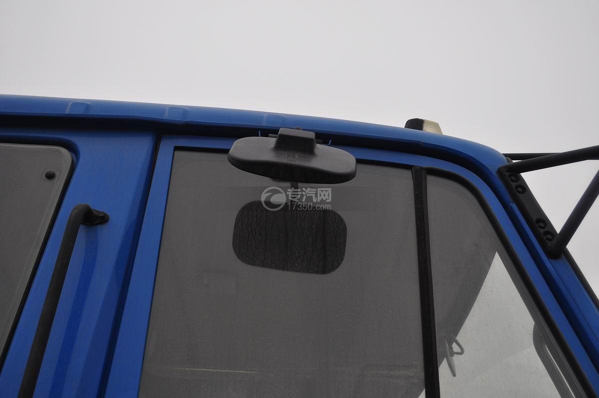 东风145对接式垃圾车补盲镜