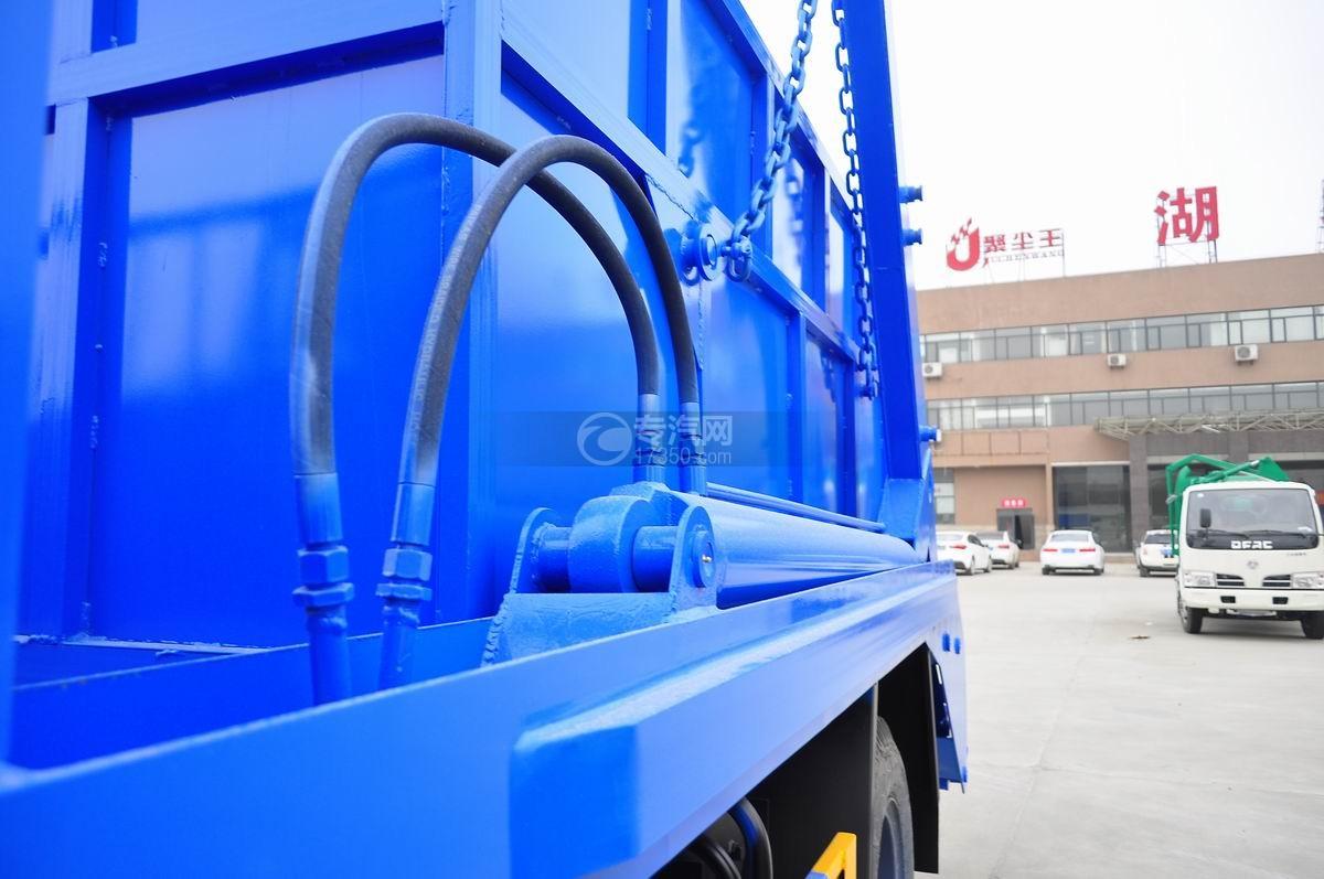 东风145摆臂式垃圾车液压系统