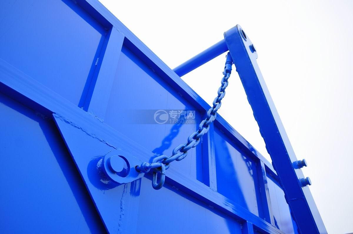 东风145摆臂式垃圾车链条机构