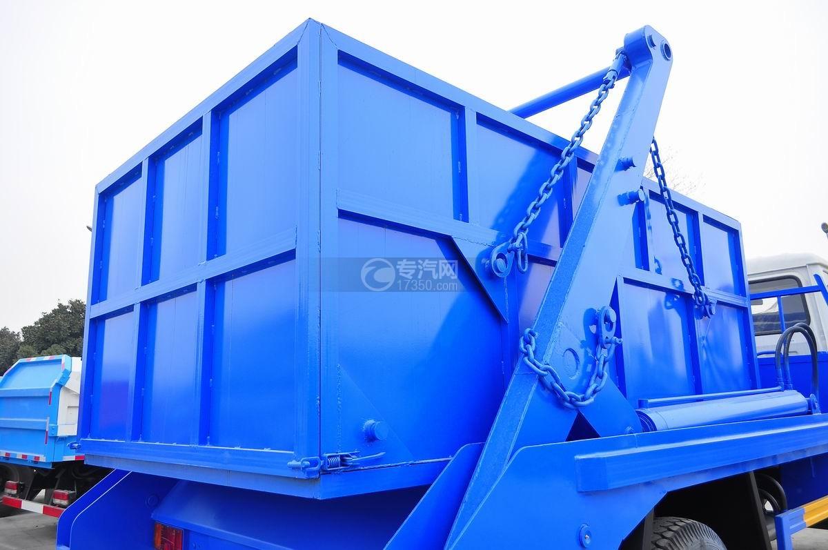 东风145摆臂式垃圾车摆臂装置