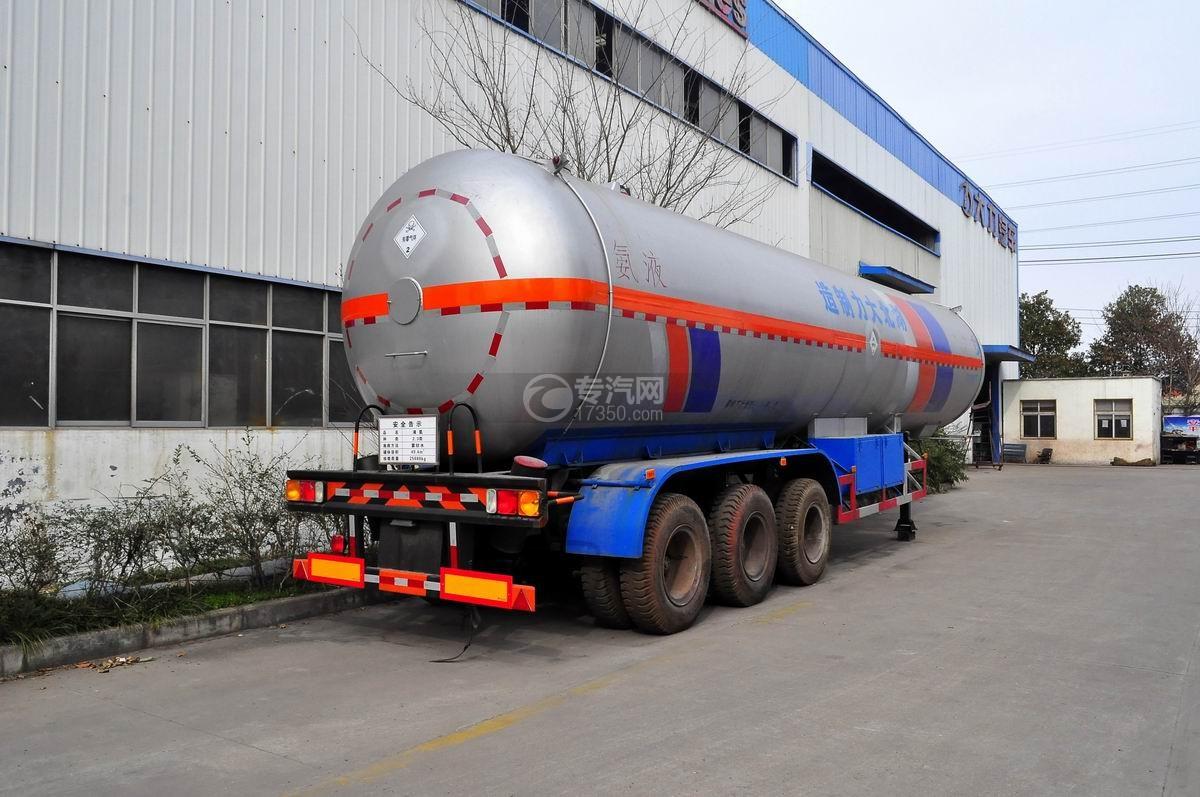 49.4方液化气体运输半挂车右后图