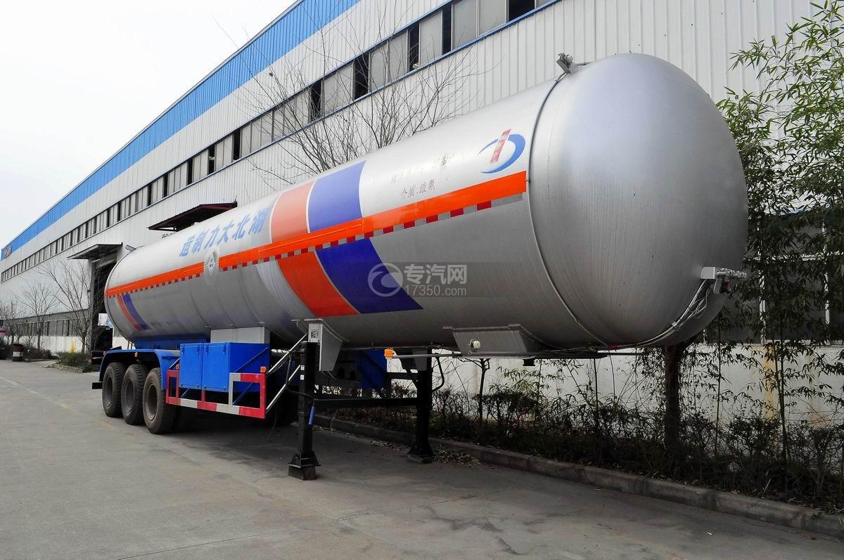 49.4方液化气体运输半挂车