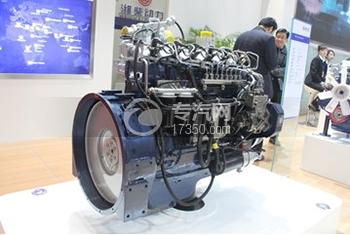 潍柴WP6.245E50发动机