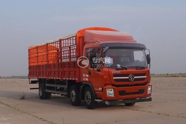 陕汽轩德6系6×2载货车