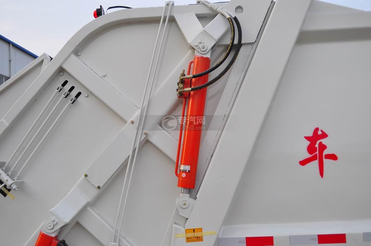 东风凯普特压缩式垃圾车液压油缸
