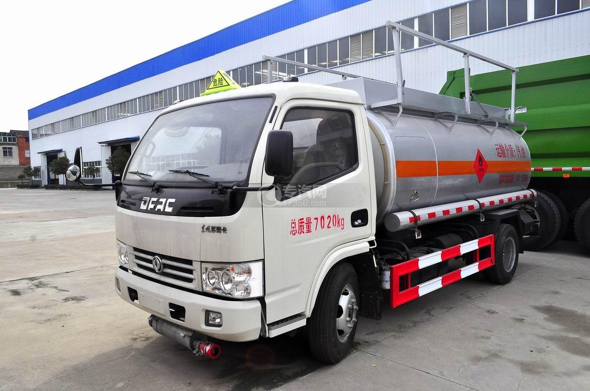 东风小多利卡4.8方加油车