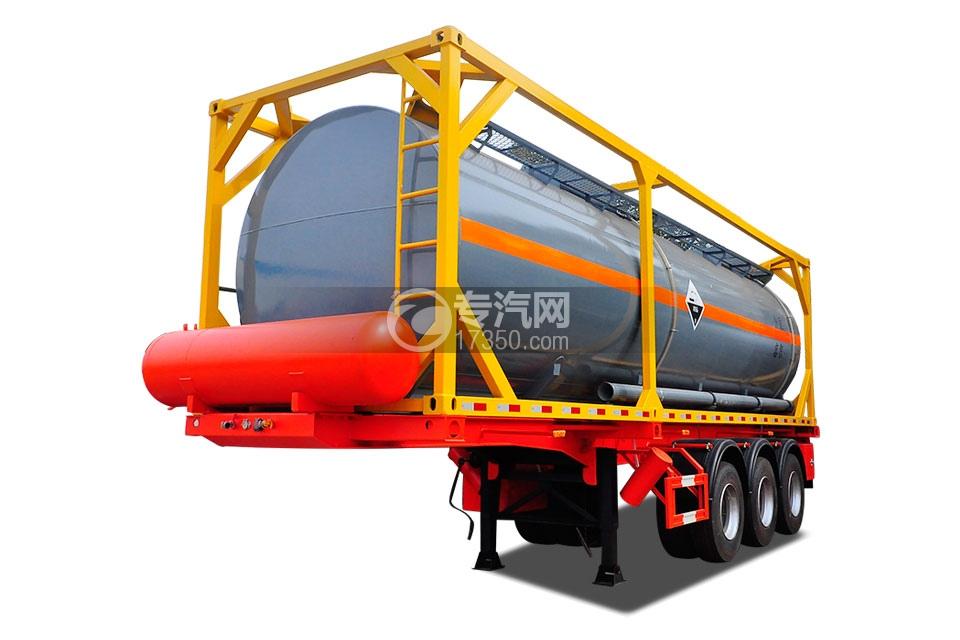 29.8方腐蚀性物品罐式运输车