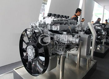 重汽MC07.28-50发动机