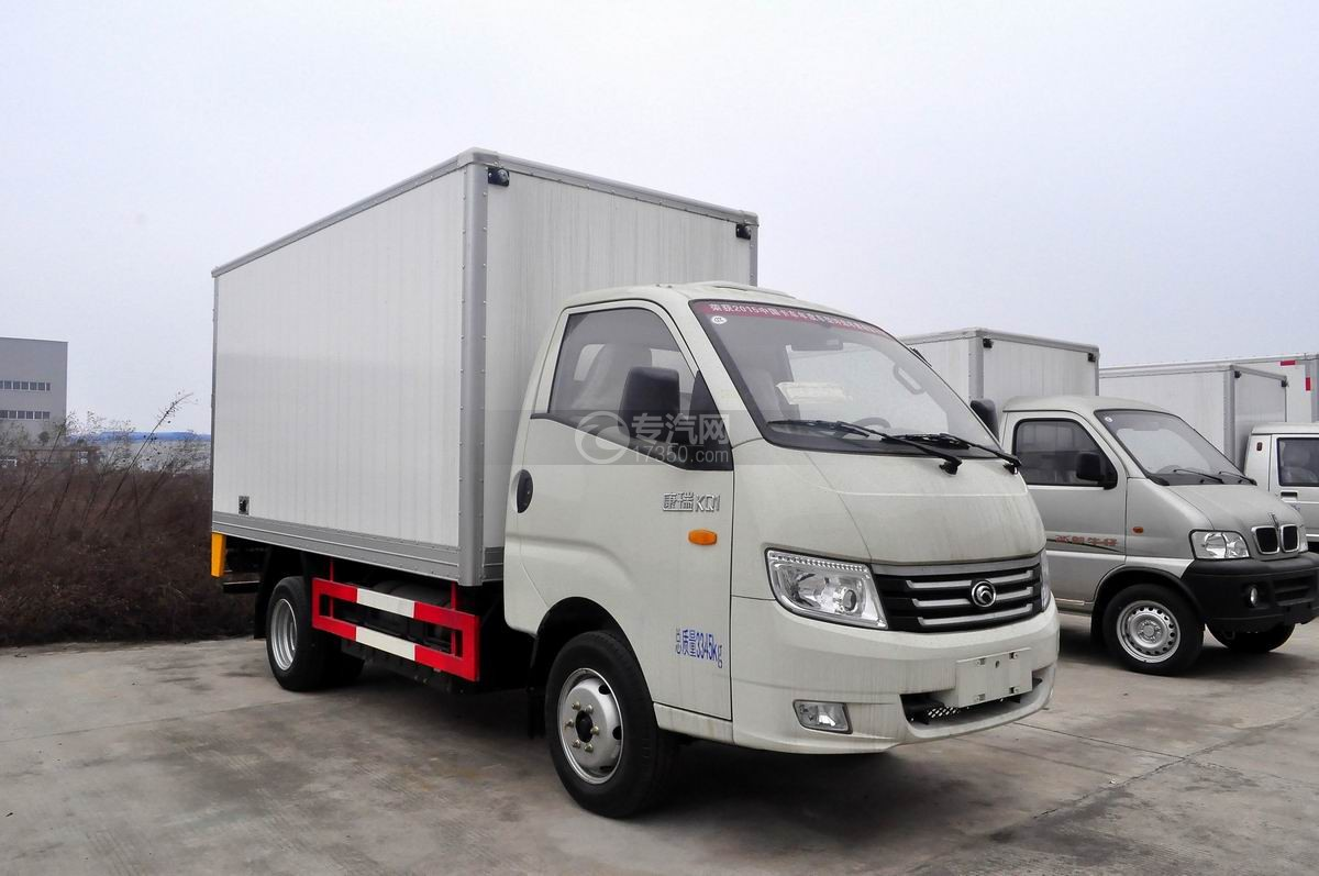 福田宝瑞KQ1厢式运输车
