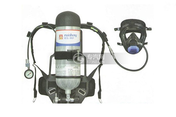 消防員空氣呼吸器/消防車配件/空氣呼吸器