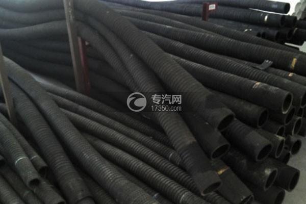 卸灰管/粉粒物料运输车配件/散装水泥车卸灰管