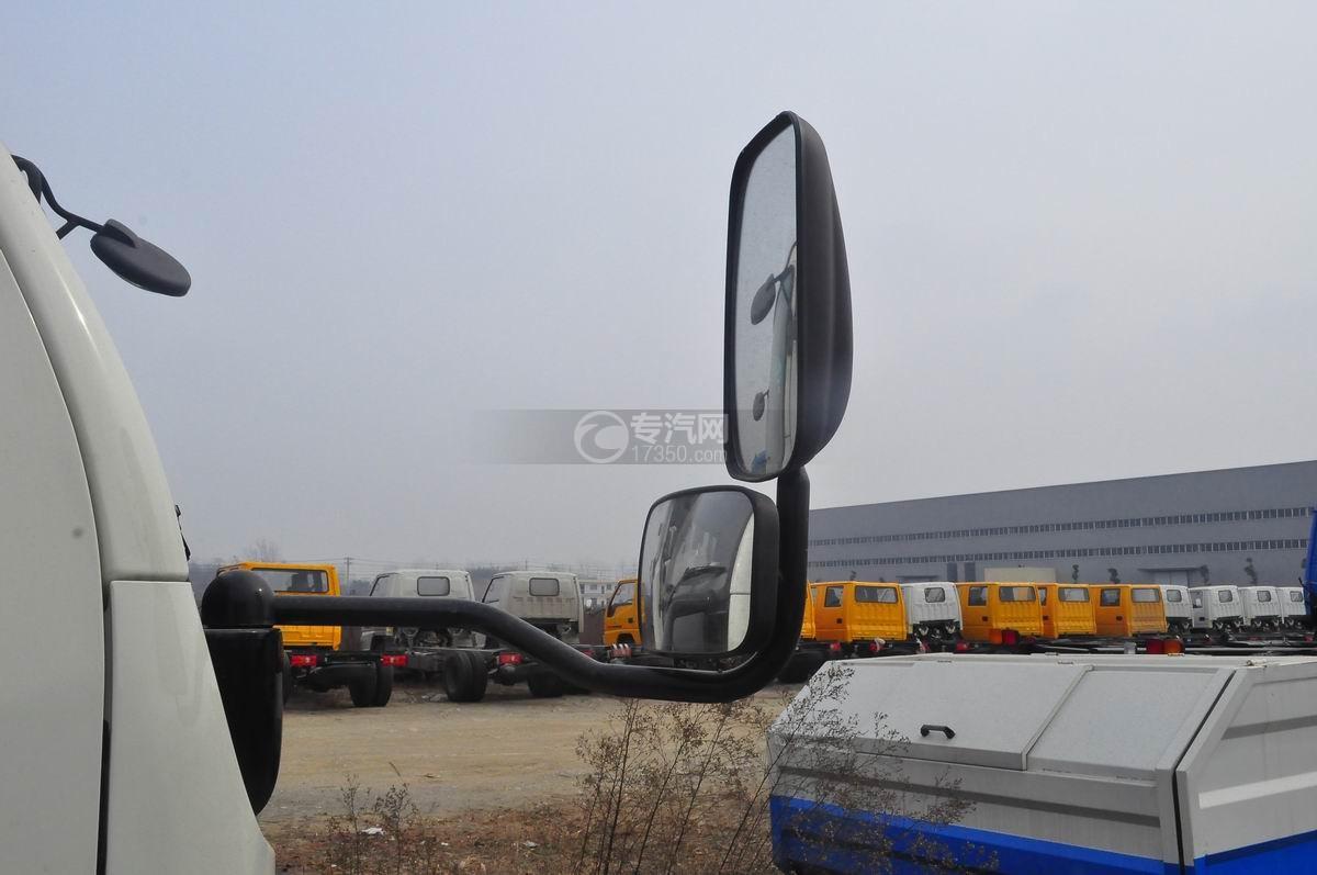 东风福瑞卡压缩式垃圾车加长版后视镜