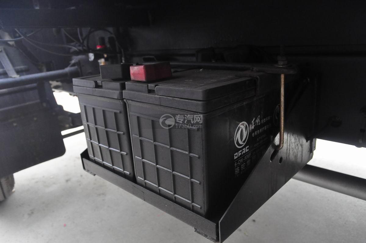 东风福瑞卡压缩式垃圾车电瓶