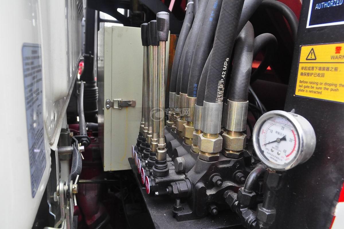 东风福瑞卡压缩式垃圾车操作杆