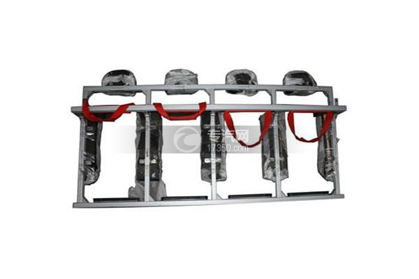 呼吸器靠背/消防車配件/消防車呼吸器靠背