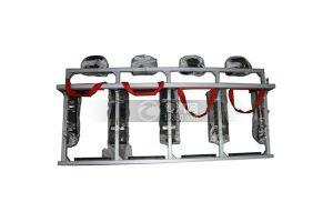 呼吸器靠背/消防车配件/消防车呼吸器靠背