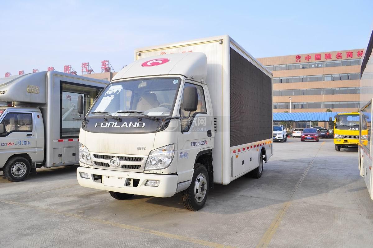 福田时代小卡之星3LED广告车