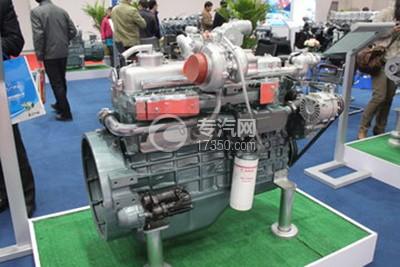 玉柴YC6J200-46发动机