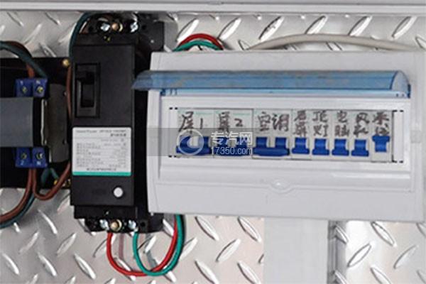 配電柜/LED廣告車配件/LED廣告車配電柜