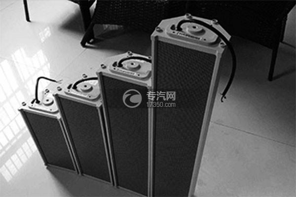 防水音柱/LED廣告車配件/LED廣告車防水音柱