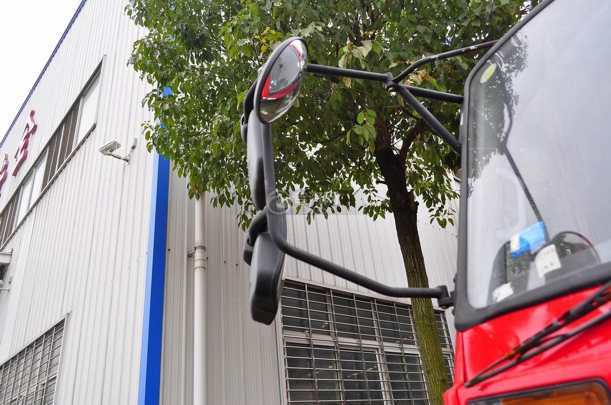东风153水罐消防车加长版后视镜