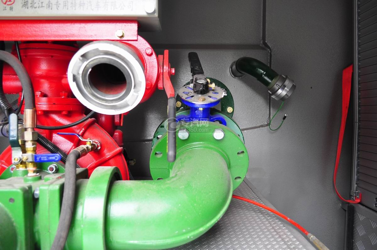 东风153水罐消防车水管接头