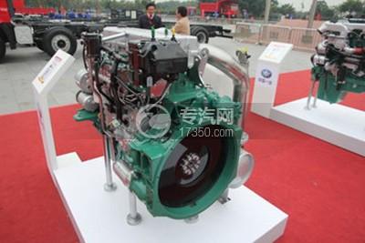 锡柴CA6DL2-35E4发动机