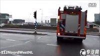 消防车演练视频