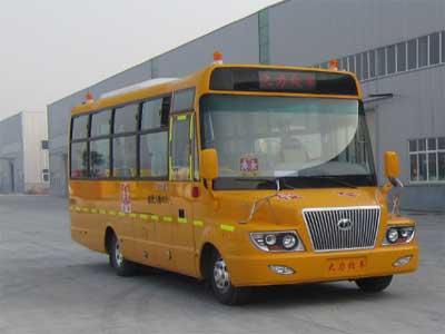 大力7.7米24-43座小学生专用校车