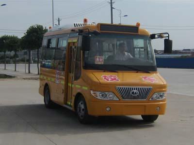 大力5.3米10-19座幼儿专用校车