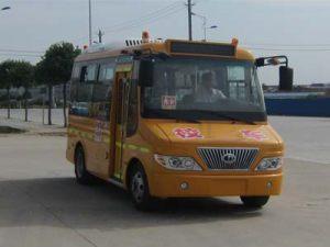 大力5.3米10-19座幼兒專用校車