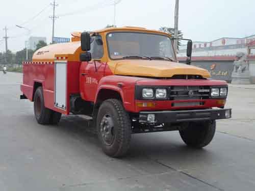 东风140型5方清洗车