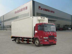 華菱漢馬7.3米冷藏車