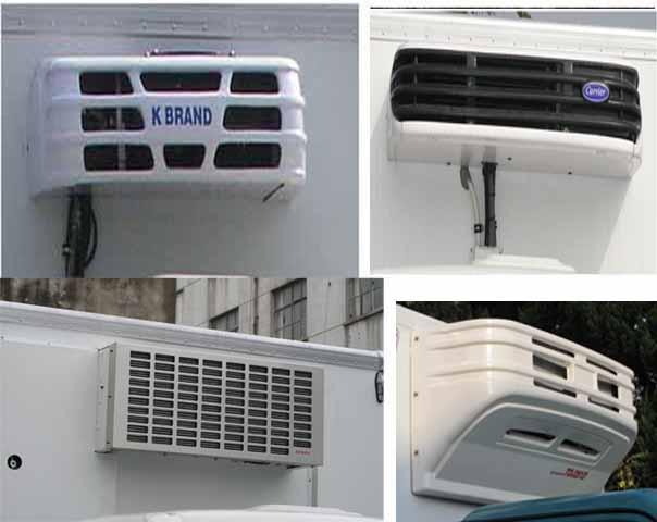 庆铃五十铃600P冷藏车冷藏机组