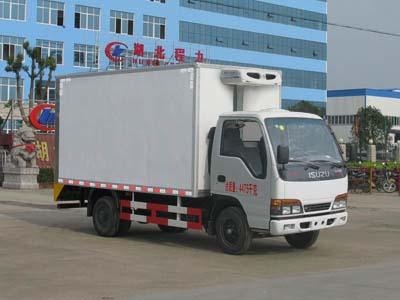 庆铃五十铃GLF4.1米冷藏车