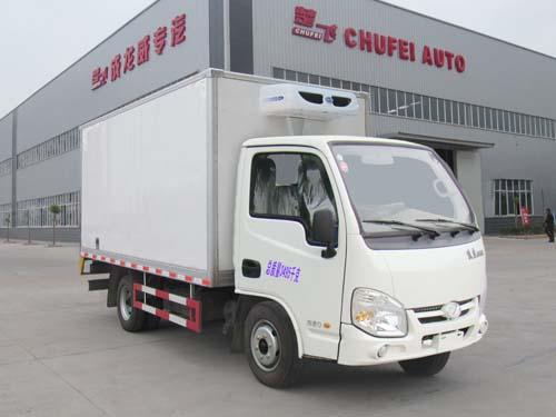 跃进小福星2.3米冷藏车