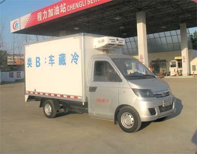 开瑞2.9米冷藏车