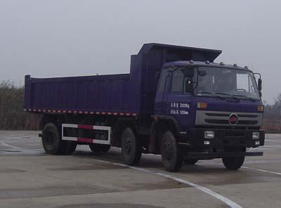 楚风小三轴13吨自卸车