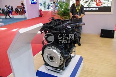 云内YN33CRD2发动机