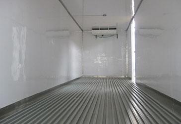 彩钢板车厢