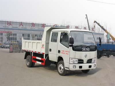 东风多利卡单桥2吨自卸车