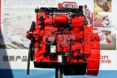 福田康明斯ISF3.8s4141发动机