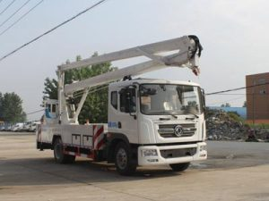 東風多利卡D9型國五14米高空作業車